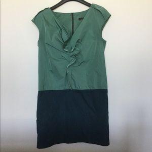 Lida Baday Colour Block Tunic Dress